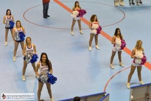 Yeti's, Grenoble, Roller Hockey, Rouen, France, Pompom Girls des Alpes (1)