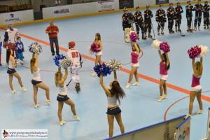 Yeti's, Grenoble, Roller Hockey, Rouen, France, Pompom Girls des Alpes (2)