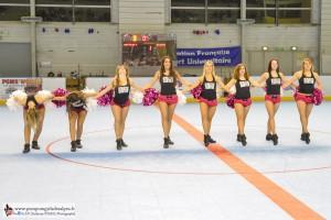 Yeti's, Grenoble, Roller Hockey, Rouen, France, Pompom Girls des Alpes (7)